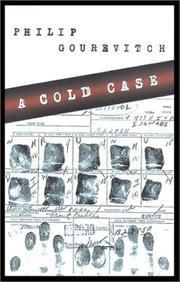 A Cold Case by Philip Gourevitch (2001, Hardcover)