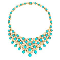 CARTIER A Turquoise beauty bling jewelry fashion