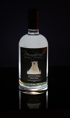 More great  #vodka #packaging from Alaska PD