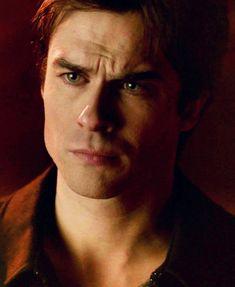 Ian Somerhalder as Damon Salvatore in Vampire Diaries