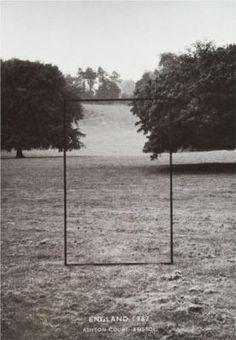 Richard Long, 'England' (1967)