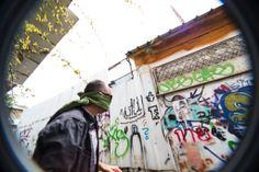 Mekomy Street art tour of TLV