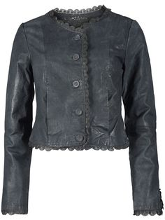 <3 this Leather jacket from Only