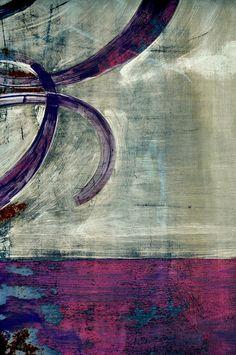 Luann Ostergaard - purple & gray <3