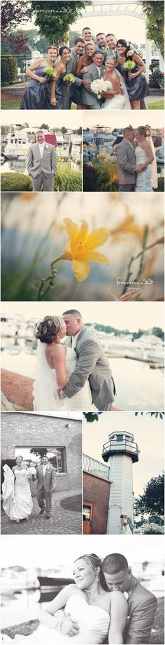 Danversport Yacht Club Wedding by Forevercandid Photography   www.forevercandid.com