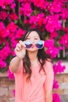 FJ and Co Sunglasses | LulaRoe Irma Top | spring fashion | spring style | spring outfit ideas | what to wear for spring | warm weather fashion | outfits for spring | fashion tips for spring | style ideas for spring || Sandy A La Mode