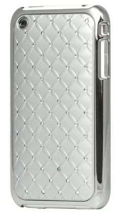 http://www.rue-iphone.fr/coque-iphone-3g-3gs-strass-et-diamant/287-coque-incruste-de-diamant-pour-iphone-3g-et-iphone-3gs-rigide-luxe-bling-series-couleur-gris.html Une coque iPhone 3G et iPhone 3Gs gris trés luxe incrusté de diamant, votre précieux fera l'objet de tous les regards avec cette protection au design unique. Cet coque protègeras efficacement votre iPhone 3G et iPhone 3Gs signé APPLE.