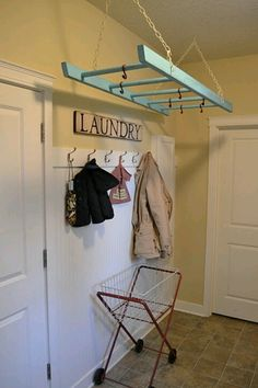 Awesome drying system!
