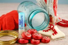 A themed gift in a jar can be anything from a group of similar items like a spa in a jar, to a gathering place for love notes in a jar to a get well soon jar filled with treats. With Valentine's Day on the way, now is the time to start thinking of DIY …