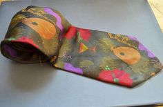 Hey, I found this really awesome Etsy listing at https://www.etsy.com/listing/559624549/moschino-silk-tie-necktie-made-in-italy