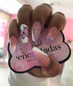 Cute Nail Art, Cute Nails, Pretty Nails, Nail Time, Neon Nails, Gorgeous Nails, Short Nails, Manicure And Pedicure, Nails Inspiration