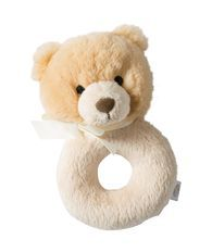 Bear Hug Plush Rattle