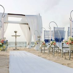 Happy Wedding Wednesday. Check out the Vintage Elegance Ceremony Package at Karisma Resorts.
