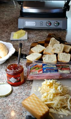 Pepper Jelly Ham Sliders Recipe miss in the kitchen
