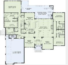 Great floor plan jumping off point