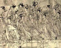 八十七神仙图