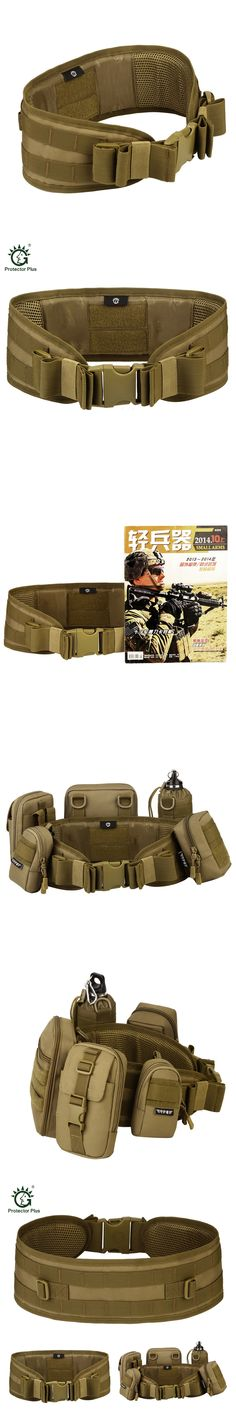 Molle System Tactical Girdle Waist Bag EDC Military Equipment Belt Bag Men Small Army Bag Holder Outdoor Hunting Pouch Bag