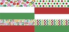Christmas Tissue Paper Printed and Solid 120 Sheet *** Learn more by visiting the image link.Note:It is affiliate link to Amazon.