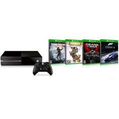 [Walmart] Xbox One 500GB + Jogo via down... 10 x de 149,90 + frete