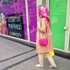 Es.Ka. Moda Tesettür, Moda, Dikiş Blog: Eska Moda Açık Kahve Ceket