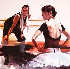 Igor Shulman Artwork / 2009 year Album / The Ballet - sm Archive, Ballet, Wrestling, Album, Artwork, Painting, Lucha Libre, Work Of Art, Auguste Rodin Artwork