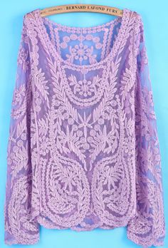 love this as a cover-up or over a bustier for summer nights