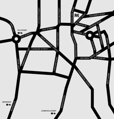 Magpie Studio – Map and Directions