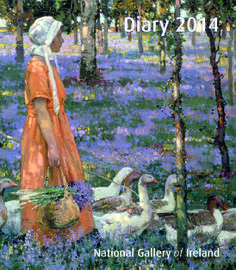 National Gallery of Ireland Diary 2014 Pre Christmas, Irish Art, Christmas Delivery, Book Publishing, New Books, Ireland, History, Gallery, Gifts