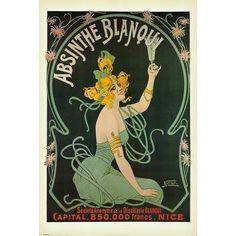 (24x36) Nouer Absinthe Blanqui Art Poster Print by Poster Revolution, http://www.amazon.com/dp/B001D4F7WS/ref=cm_sw_r_pi_dp_dupqrb0KNEDTB
