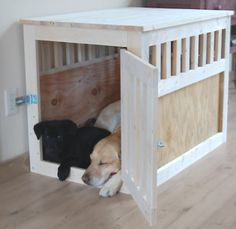 "DIY: Dog Kennel! WILL DO! I need a ""things to watch Jesse make me"" hahah. one of these days I will!"