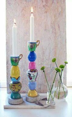 Porcelæns genbrug :-)