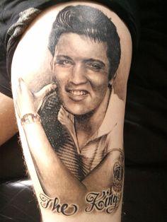 elvis presley tattoos - Google Search