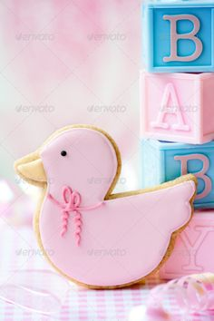 Baby shower cookie by RuthBlack. Cookie themed for a baby shower#cookie, #shower, #Baby, #RuthBlack