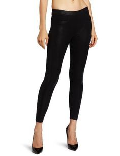 Ella moss Women's Roslyn Legging Ella Moss. $78.81. Soft terry material with wax coating. 48% Modal/48% Pima/4% Spandex. Made in USA. Hand Wash. Faux- front pockets