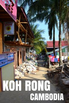 Koh Rong Cambodia: A Slice of Island Heaven - Adventures Around Asia