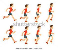 Risultati immagini per grafica bambino che cammina