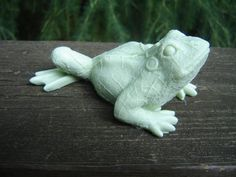Frog Soap by Bloom Decorative Soaps
