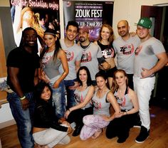The london brazilian zouk festival. If you like salsa tango or swig check their lessons for beginners  The zouk fest offers some of the best dance teachers and dance classes from around the world