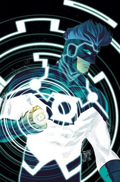Green Lantern - God of Light by Francis Manapul - Visit to grab an amazing super hero shirt now on sale!