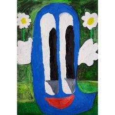 The peaceful snail, A4, tempera on paper, 2018 #art #contemporaryart #modernart #contemporarypainting #painting #modernpainting #expressionsim #artbrut #neoexpressionism #instaart #neoexpressionism #gallery #artist #kunstler #kunst #paper