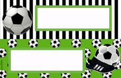 Soccer Set: Free Printable Labels for Candy Bar. - Oh My Fiesta! in english Baseball Party, Soccer Party, Sports Party, Printable Labels, Party Printables, Free Printables, Sports Theme Classroom, Beatles Party, Soccer Birthday Parties