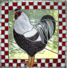 Art: Mary Garys Rooster by Artist Dawn Lee Thompson