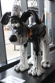 watch out gromit- gromits of bristol