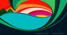 #Tom Veiga | Surf art