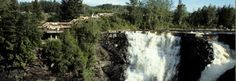Check out waterfalls in Ontario Parks Ontario Provincial Parks, Ontario Parks, Waterfalls, Niagara Falls, Wilderness, Things To Do, Places To Go, Camping, Explore