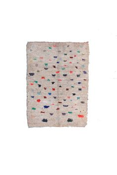 // specked rug