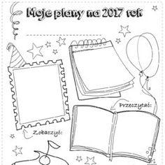 Wspomnienia z wakacji - Printoteka.pl Notebook, Bullet Journal, Education, Words, Therapy, Historia, Cactus, Onderwijs, The Notebook