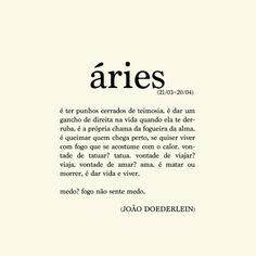 Poema Áries. Tradução perfeita do meu menino... aquele q rouba meu coração todos os dias, q briga, q abraça e tá junto todo o tempo.