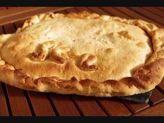 Empanada gallega... la de berberechos.