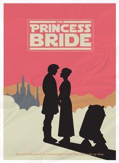 The-Princess-Bride-Star-Wars-poster